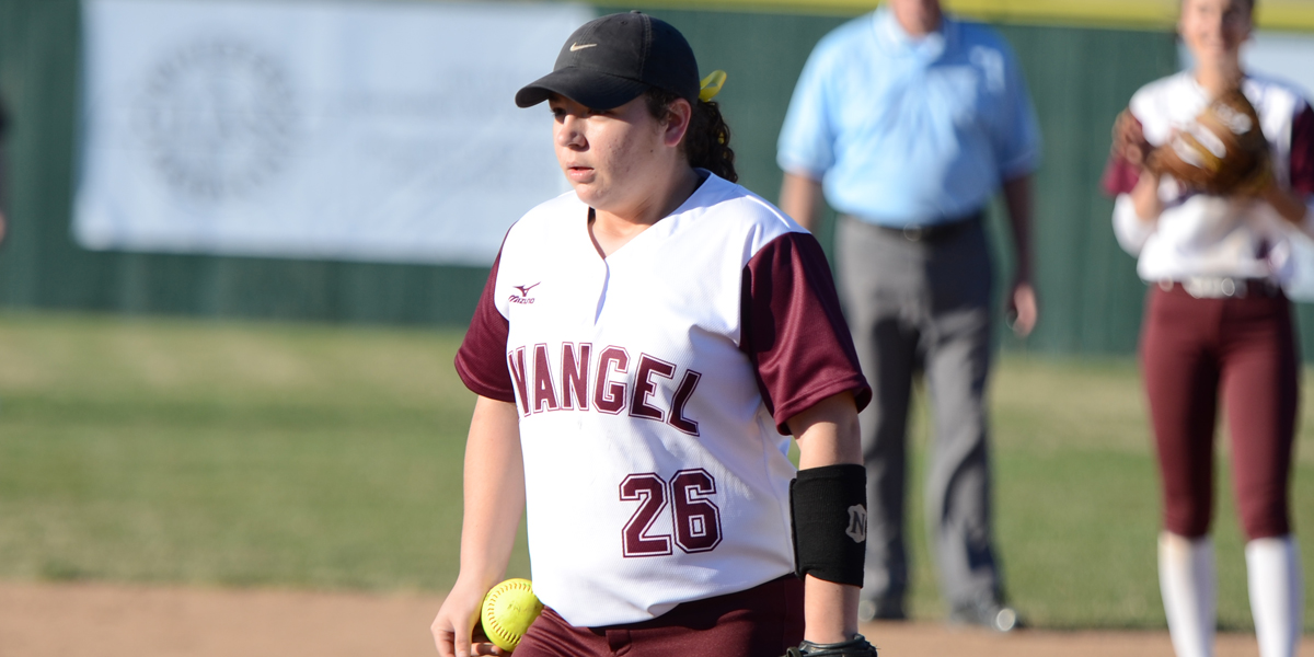 Evangel Softball Knocks off No. 25 Baker in Heart South Split