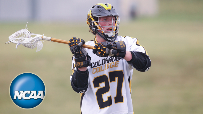 Colorado College Earns NCAA Men's Lacrosse At-Large Bid