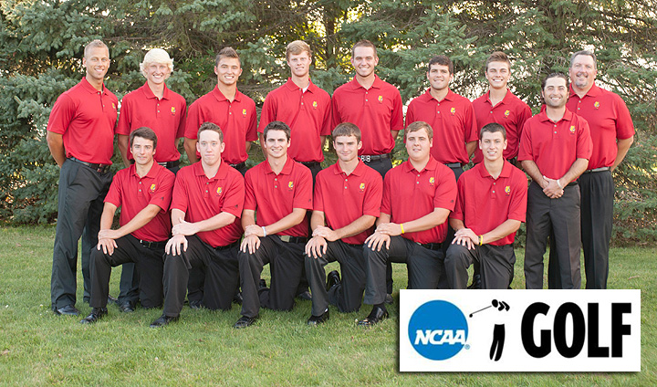 Ferris State Men's Golf Earns 11th Consecutive NCAA Tourney Berth!
