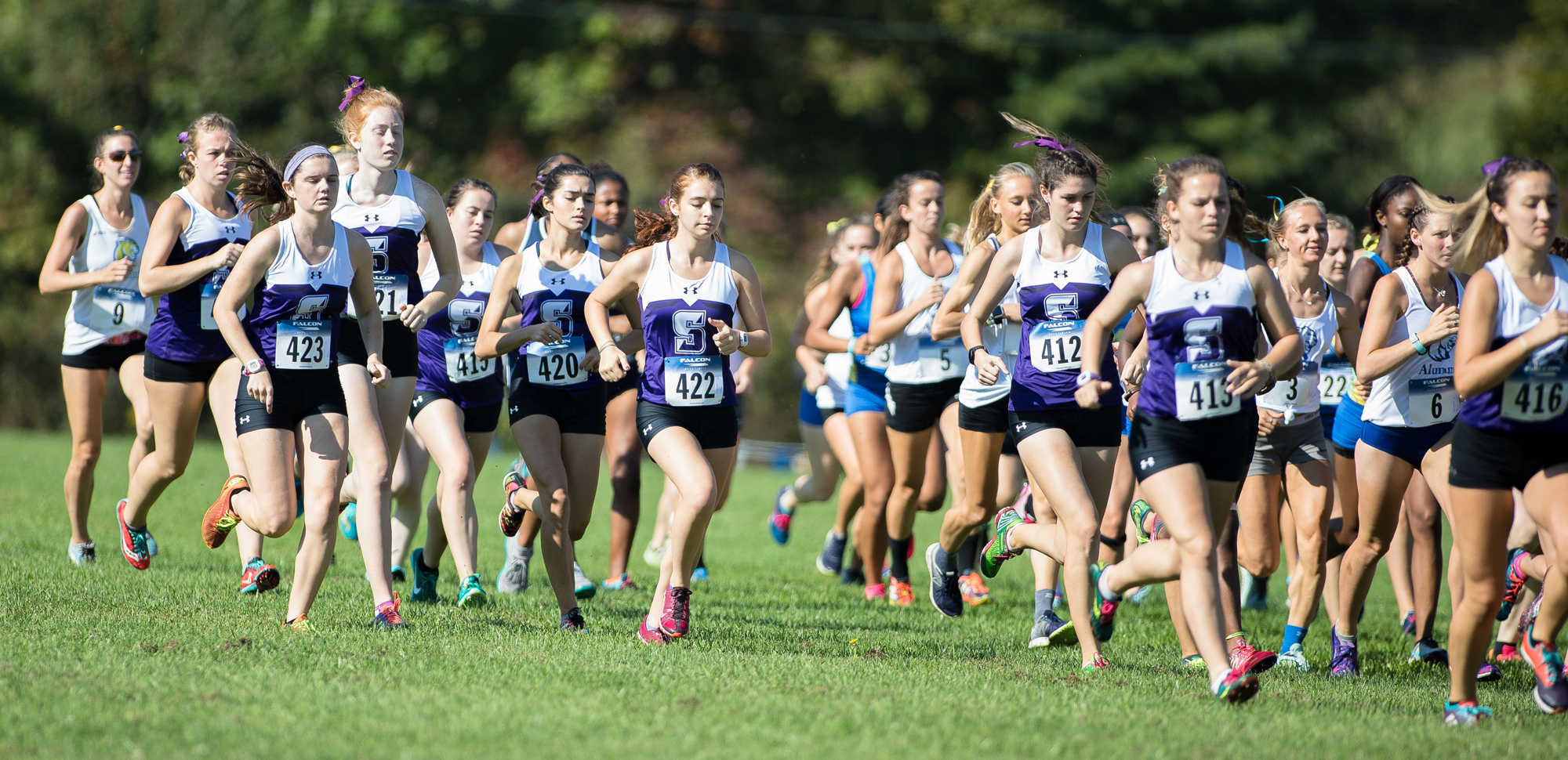 Women's Cross Country Sets Sights On Climbing Landmark Conference Ladder