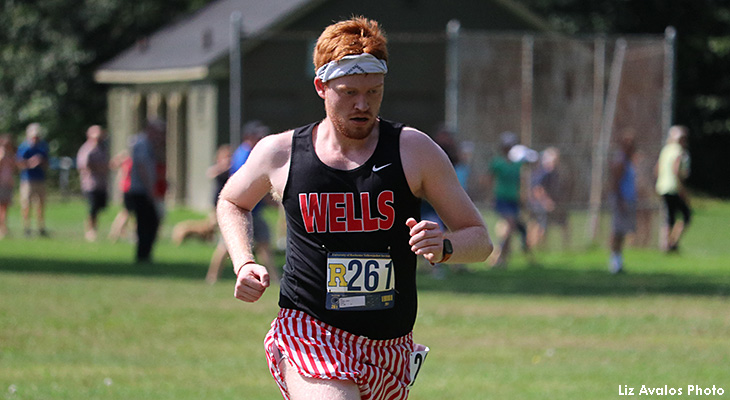 Men's Cross Country Takes Eighth At CCOC Meet