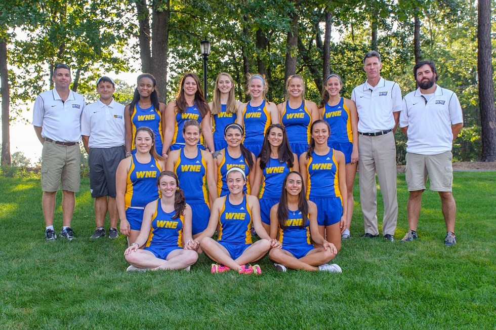Women's Cross Country Scratches Anna Maria College AMCATS, 18-45, in 2015 Opener at Home