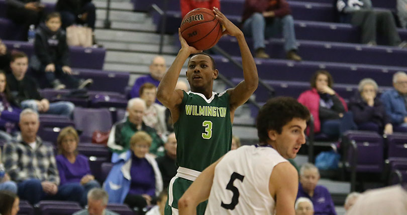 Four in double figures in @DubC_MensHoops loss