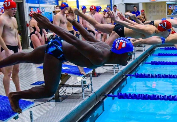 Men's Swimming & Diving Earns #15 National Ranking in Division III