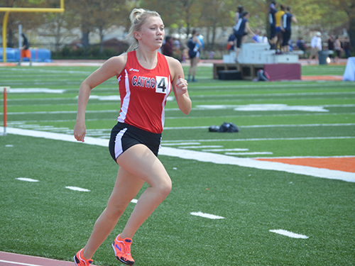 Women's Track & Field Posts Strong Performance at Frostburg Invite