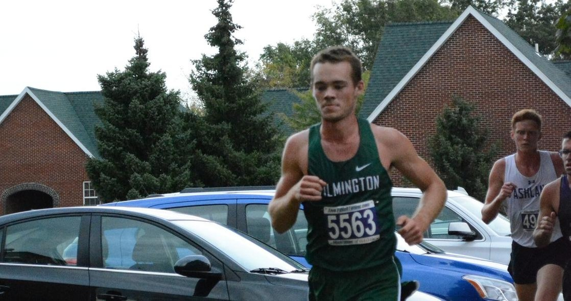 Men's Cross Country the Top DIII Team at JennaStrong Fall Classic