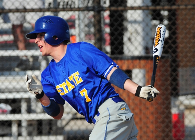 Baseball Sweeps MCLA For First Wins In MASCAC Play