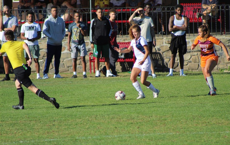 Women's Soccer Fall to Post Eagles Despite a Strong Comeback Effort