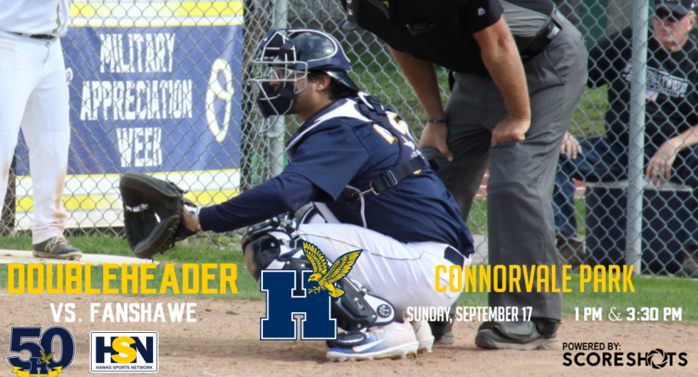 HAWKS CLOSE OUT WEEKEND ON SUNDAY WITH DOUBLEHEADER