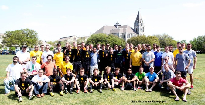 Men's Soccer Spring Play Date