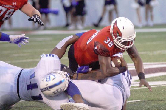 BACK IN BUSINESS: Cardinals stun No. 6 Blinn