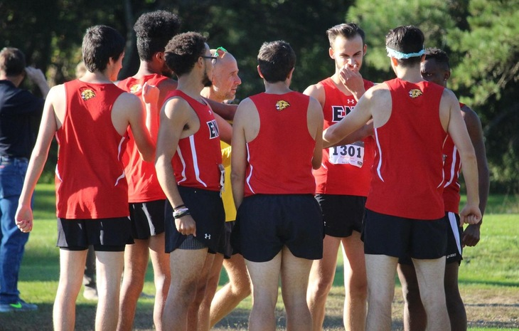 Men's Cross Country Claims Ninth at CCC Championships