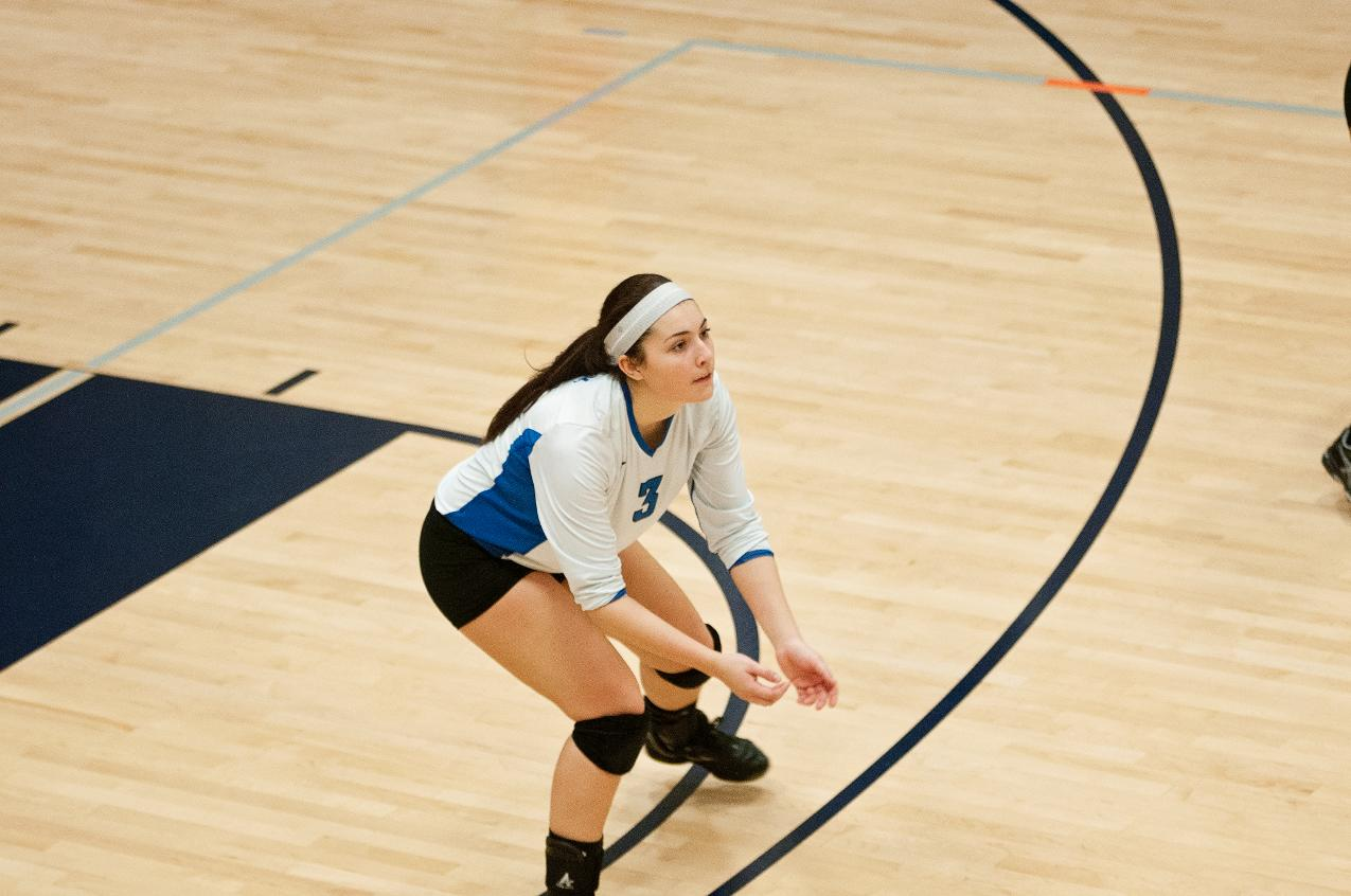 Volleyball Drops Three Set Decision at Gordon in Season Opener