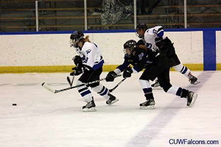 Women's Hockey picked ninth in NCHA preseason poll