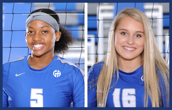 Volleyball: District Honors Announced