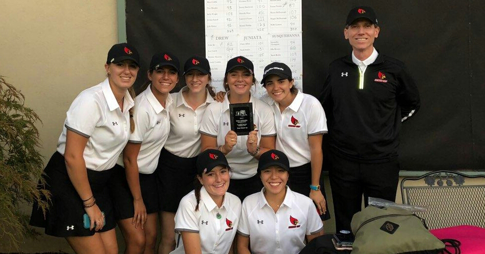 Cardinals Finish Second at Landmark Fall Invitational