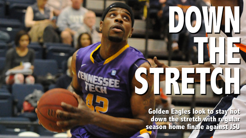 Golden Eagles to host Jacksonville State in regular season home finale