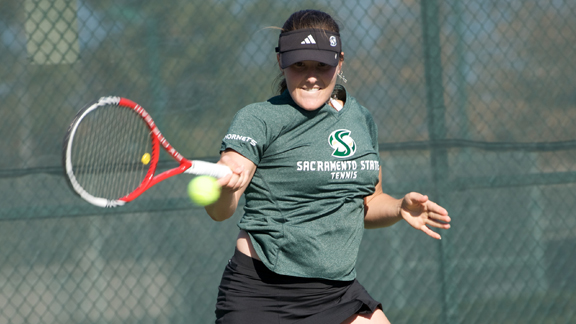 WOMEN'S TENNIS DOWNED 4-3 BY #61 TCU IN SEATTLE