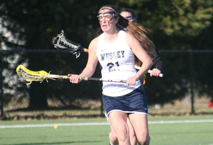 Women's Lacrosse Ends Season in Winning Fashion