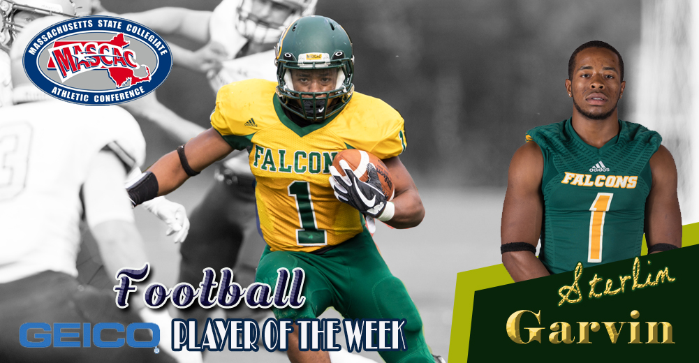 Garvin Named MASCAC Football Player Of The Week