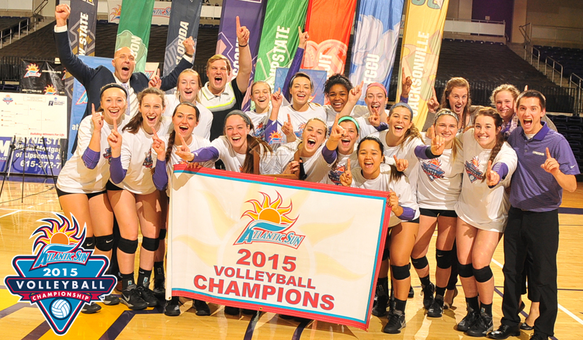 Lipscomb Wins @ASunVolleyball Championship With Sweep Over Owls