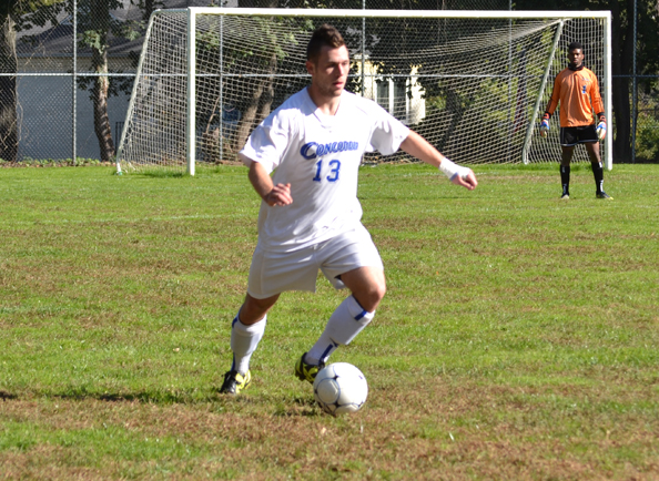 Concordia Falls at Bloomfield, 1-0