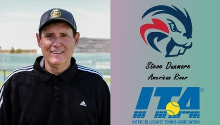 Steve Dunmore, American River ITA Coach of the Year
