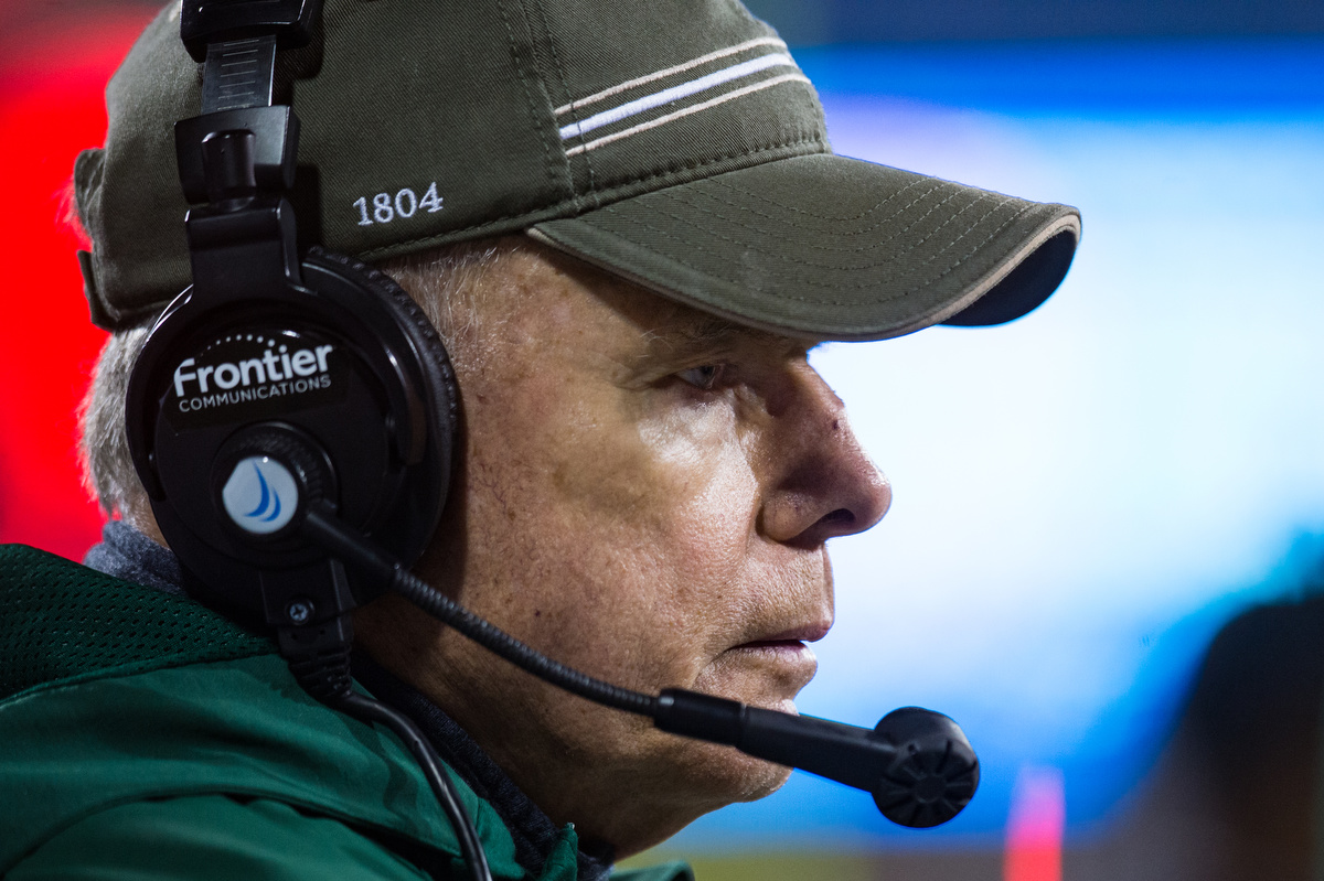 Ohio Football at Bowling Green | Solich Press Conference