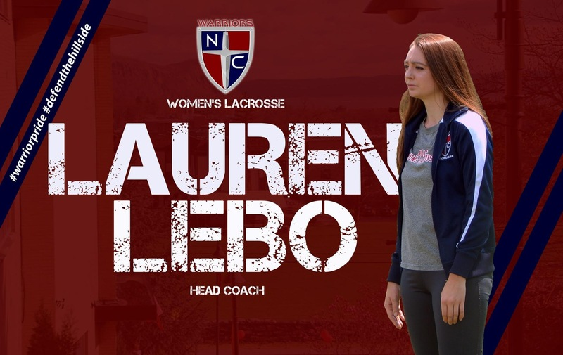 Lauren Lebo Named Head Women's Lacrosse Coach for the Nyack College Warriors