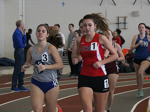 Cardinals Track & Field Competes at Lebanon Valley