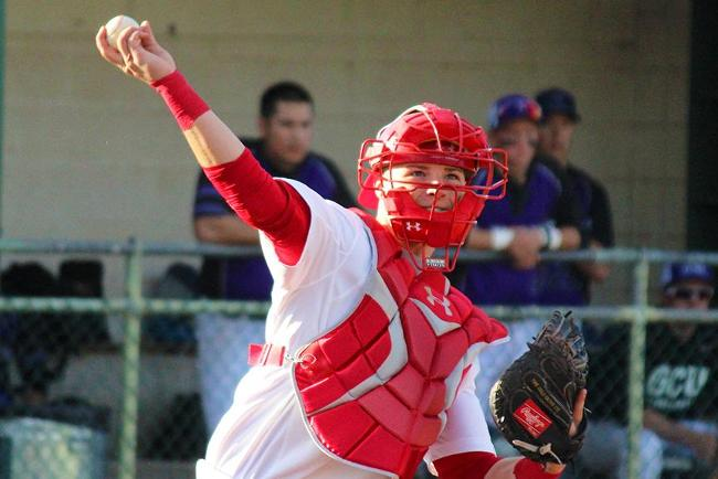 Another shutout for Mesa baseball over Arizona Christian JV, 14-0