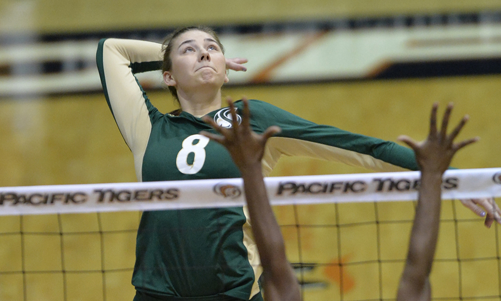 VOLLEYBALL'S SEASON COMES TO AN END IN NIVC FIRST ROUND LOSS TO UC IRVINE