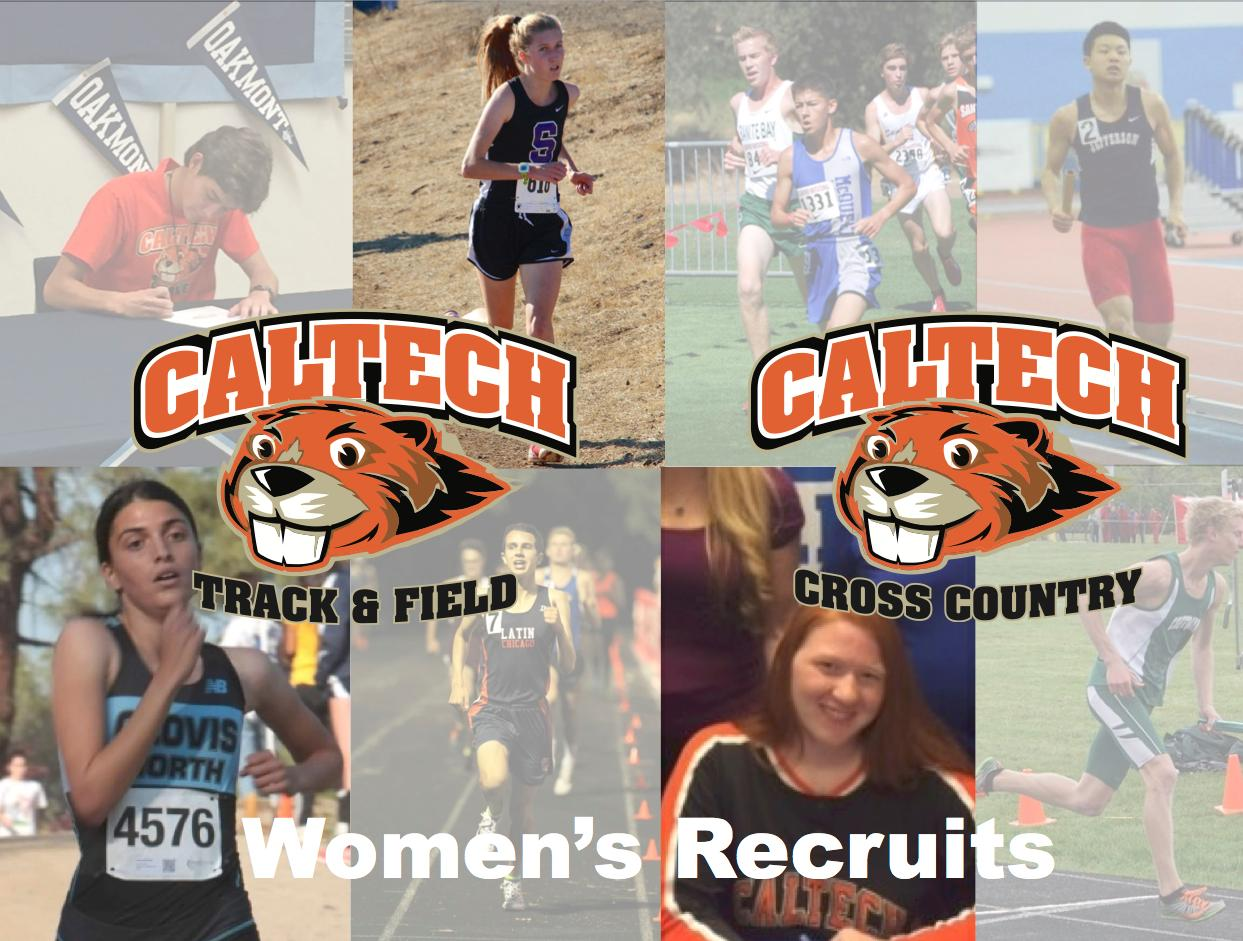Meet the Recruits: Women's Cross Country,Track & Field