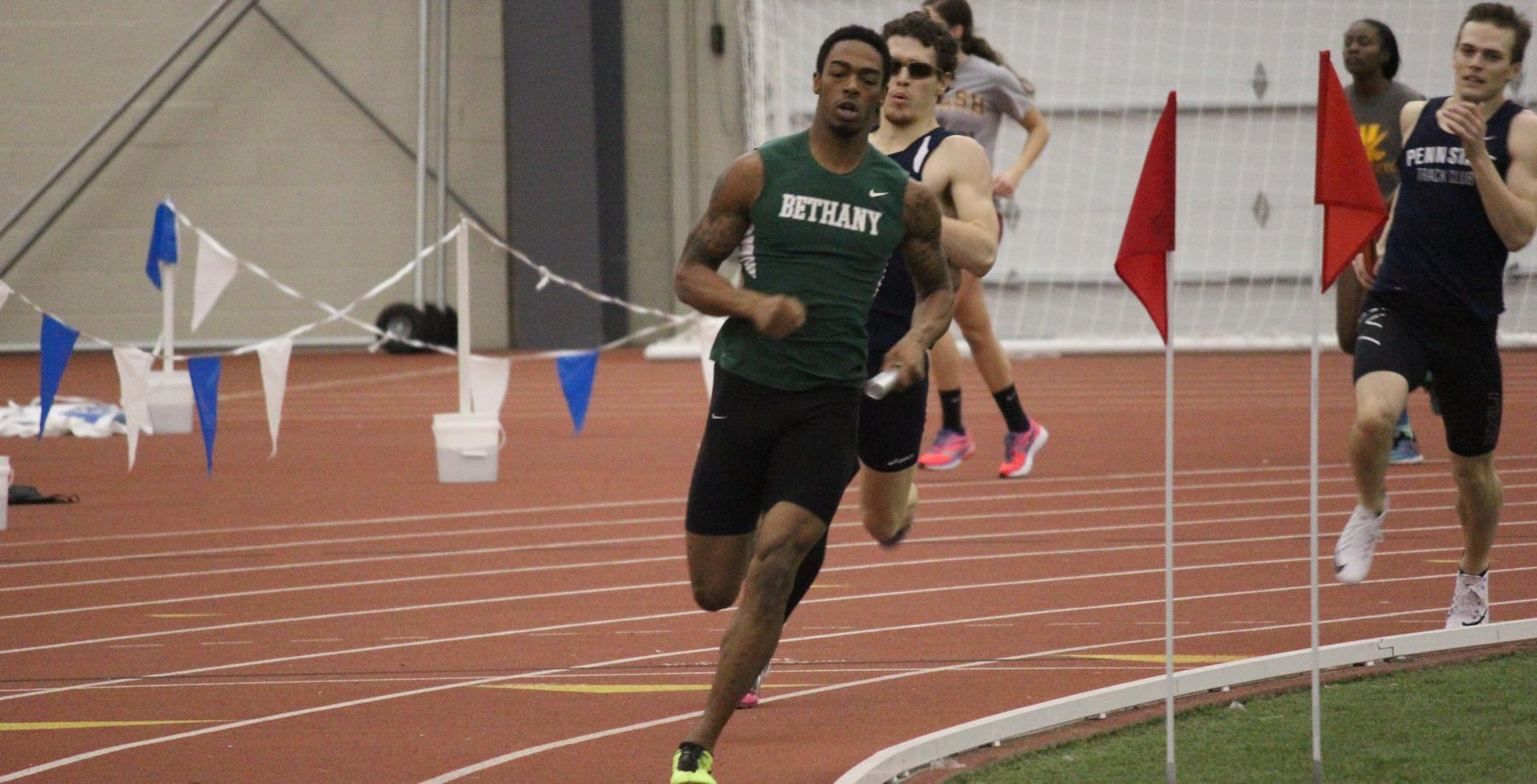 Track & Field teams compete at Charleston Spring Break Invite
