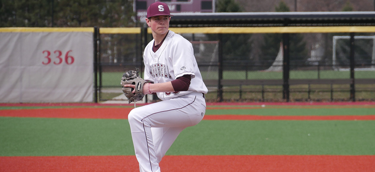 Late Run Lifts Baseball Past Keene State, 5-4, in Non-Conference Play