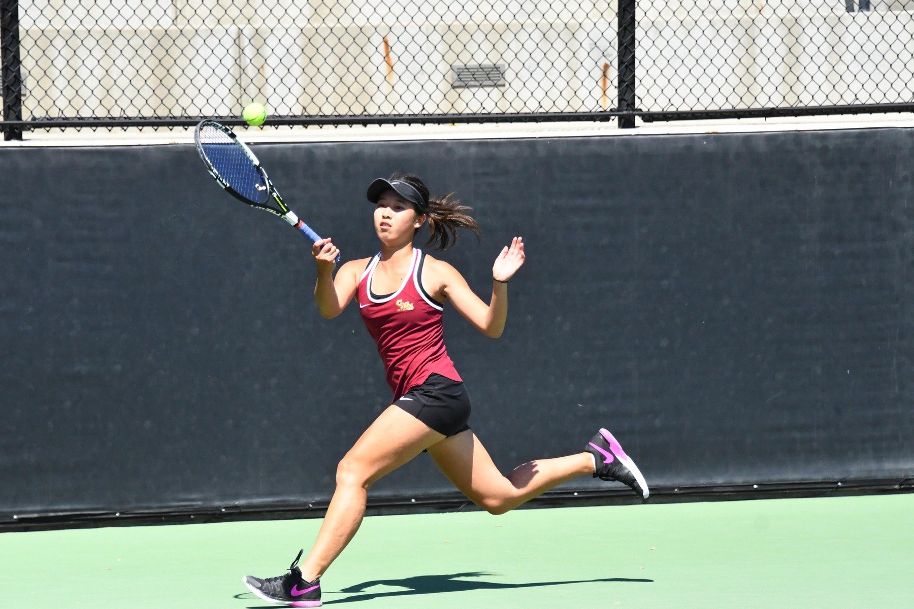 CMS Defeats Pomona-Pitzer to Advance to Women's Tennis Elite 8