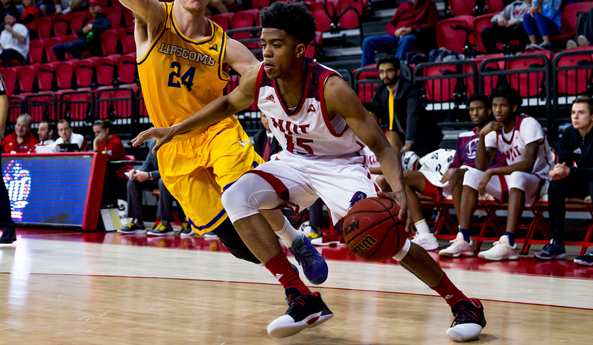 Diandre Wilson Leads NJIT to its First 2-0 Start in 12 Years