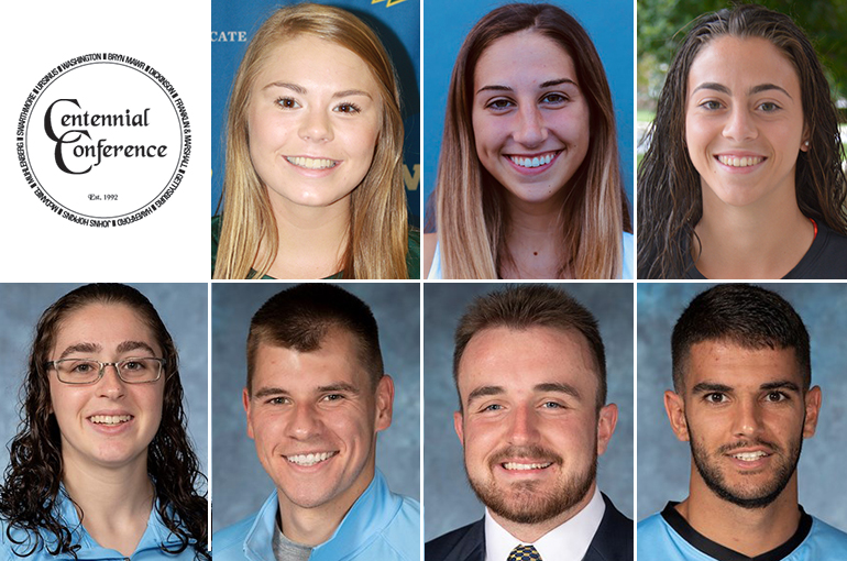 Centennial Conference Announces 2018 Fall Academic Honorees