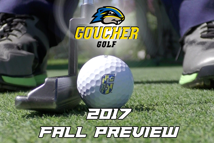 Goucher Golf Inaugural Season Preview