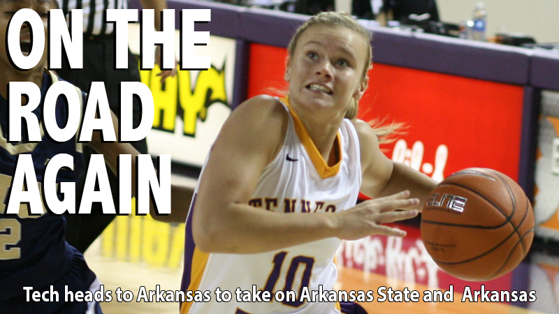 Hitting the road again: Golden Eagles head to two in Arkansas