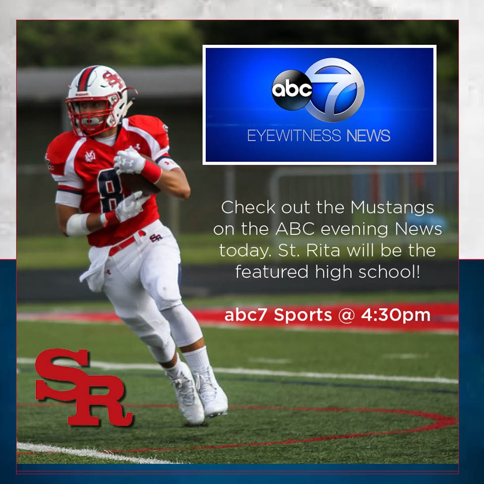 St. Rita To Be Featured on ABC-7 News!
