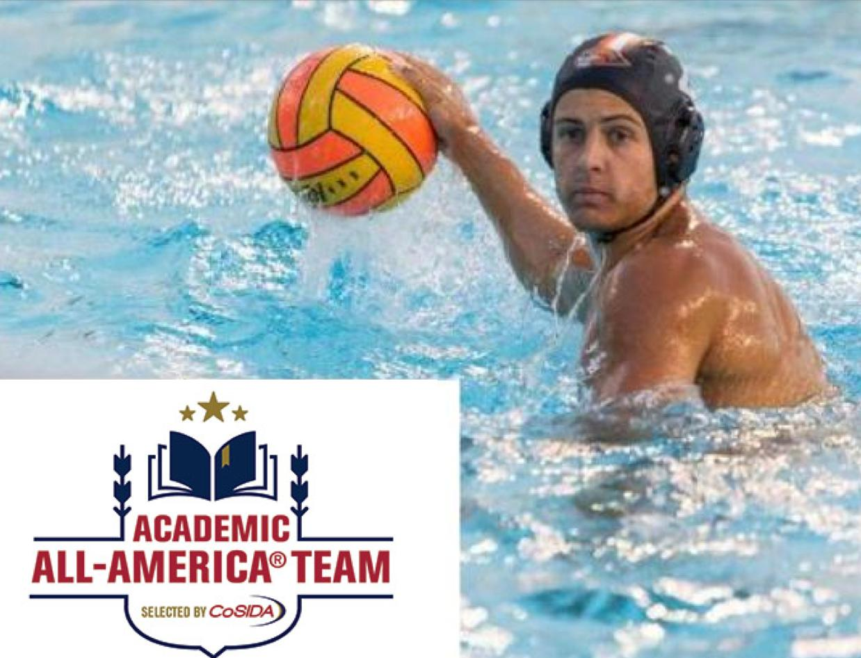 Bradley Becomes First Two-Time Academic All-American