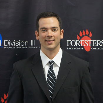 Pat Kelliher Promoted to Head Coach of Forester Men's Hockey Team
