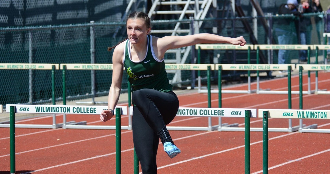 Burke Second in 400-Hurdles for Women's Track & Field at Kentucky Relays