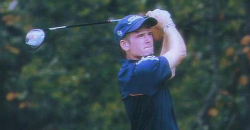 Golden Eagle golf adds East Tennessee's Greg Kitts