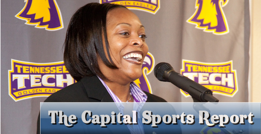 Messer featured on the Capital Sports Report