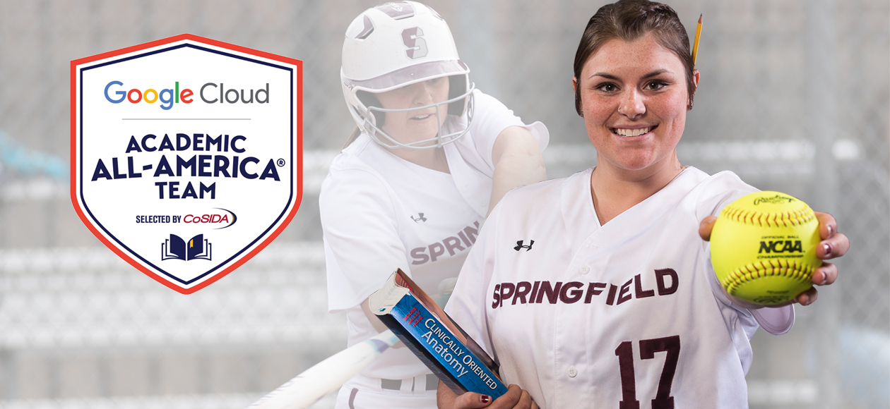 Drobiak Picks Up Google Cloud Academic All-America Honors, Selected by CoSIDA
