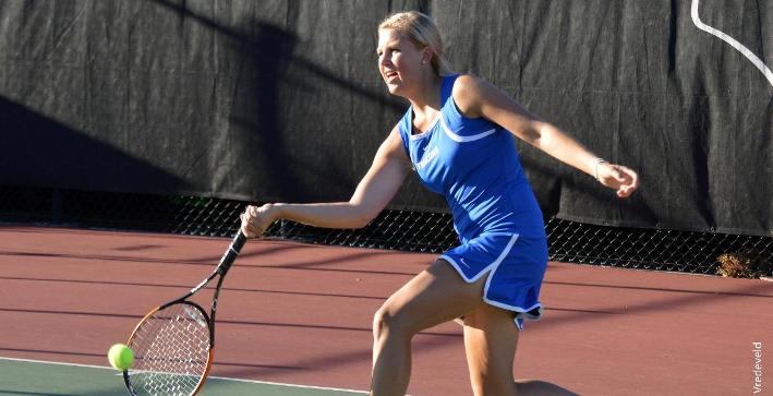 Women's Tennis finishes season with runner-up finish at NACC Tournament