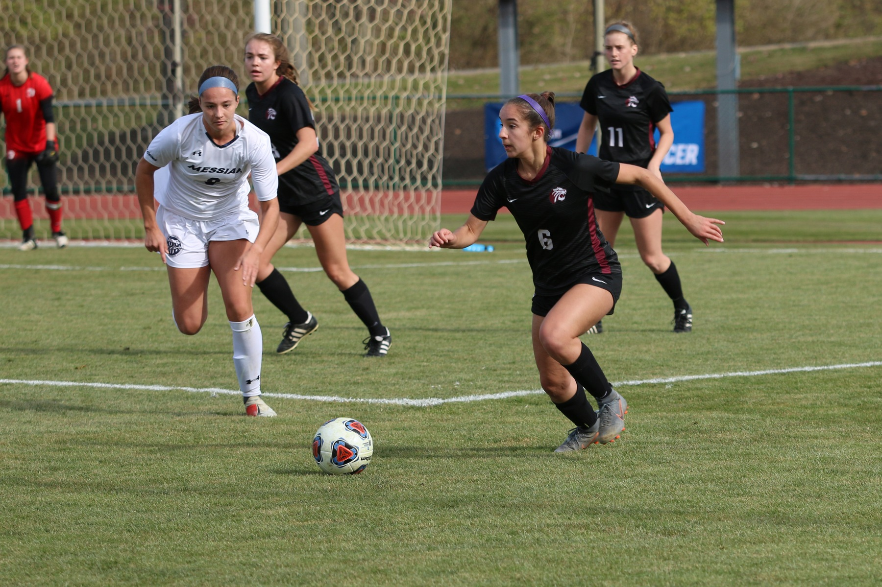 #21 Trinity Women's Soccer Falls to #1 Messiah in NCAA Tournament