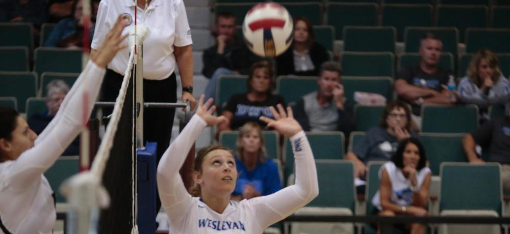 Tigers drop hard-fought five-set thriller to No. 1 Midland